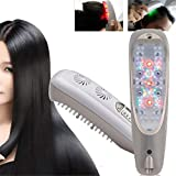 WODT Haarwachstum Laserkamm Micro Current für die Kopfhautmassage...