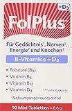 Folplus+d3 Tabletten 90 stk