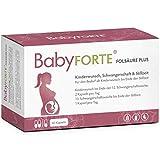 BabyFORTE Folsäure Plus - Vegan - Vitamine Kinderwunsch &...