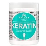 Kallos KJMN Creme mit Keratin & Milchproteine für trockenes,...