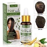 Haarserum, Anti-Haarausfall, Haarwachstums-Serum, natürliche...