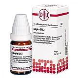 DHU Sepia D12 Globuli, 10 g Globul