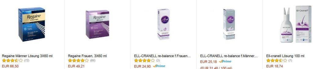 Ell Cranell oder Regaine