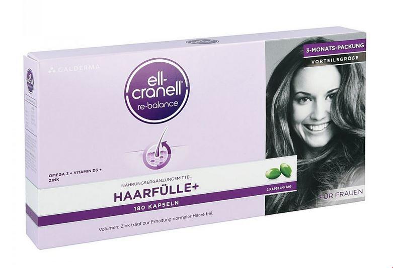 Fülliges Haar für Frauen mit Ell Cranell plus