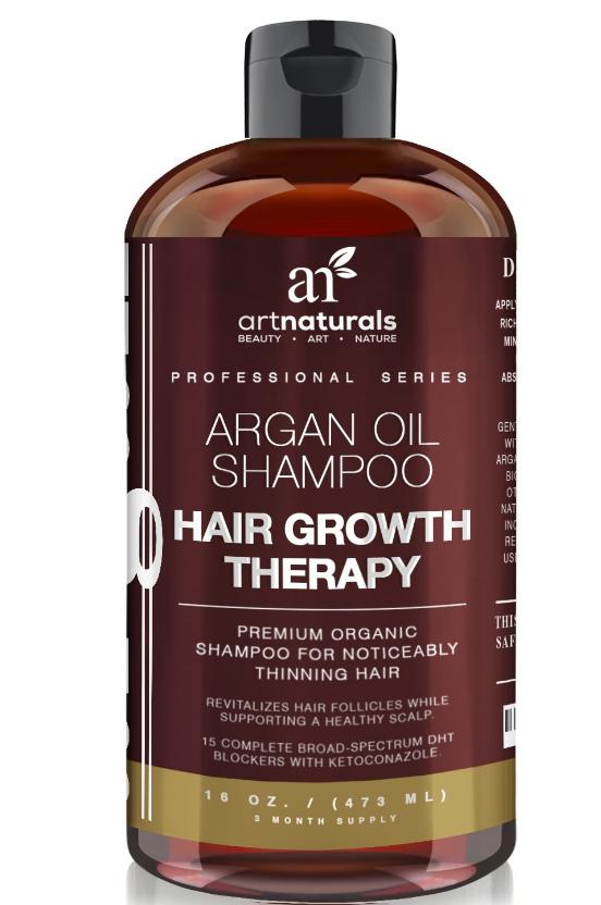 Shampoo für schnelles Haarwachstum