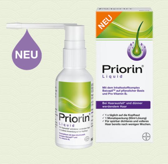 Priorin Liquid Erfahrungen ®