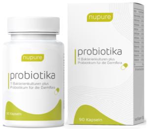 Nupure Probiotika Kapseln