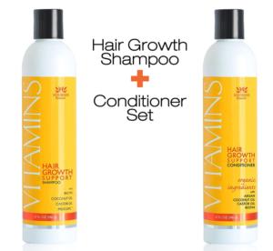 Haarwachstum fördern Shampoo Set