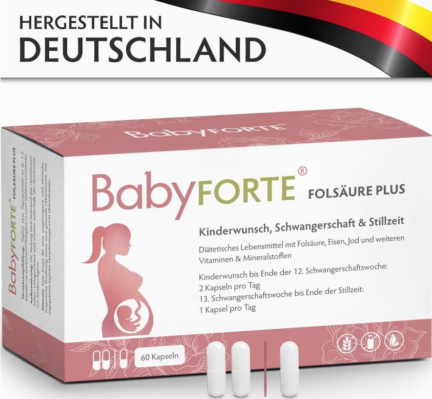Schwangerschaft Risiko Folsäuremangel vorbeugen