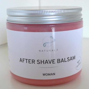 After-Shave-Balsam von Natural7